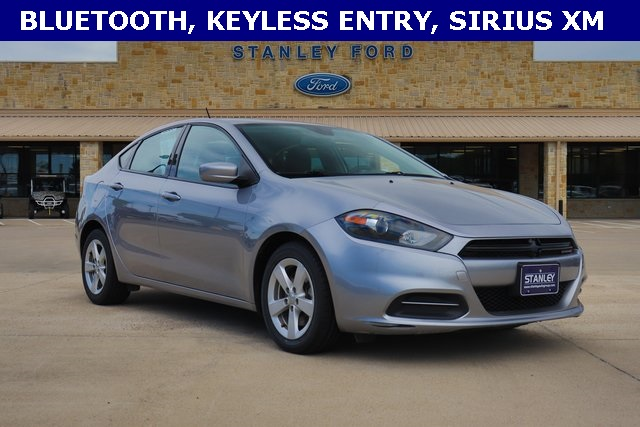 Dodge Dart Sxt >> Pre Owned 2016 Dodge Dart Sxt 4d Sedan In D515390t Stanley Auto Group