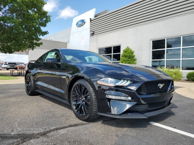 Ford Mustang Gt >> New 2020 Ford Mustang Gt Premium With Navigation