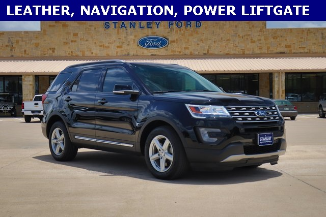 2016 Ford Explorer For Sale >> Pre Owned 2016 Ford Explorer Xlt 4d Sport Utility In Gc99019a