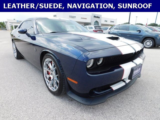 Hellcat Challenger For Sale >> Pre Owned 2017 Dodge Challenger Srt Hellcat With Navigation