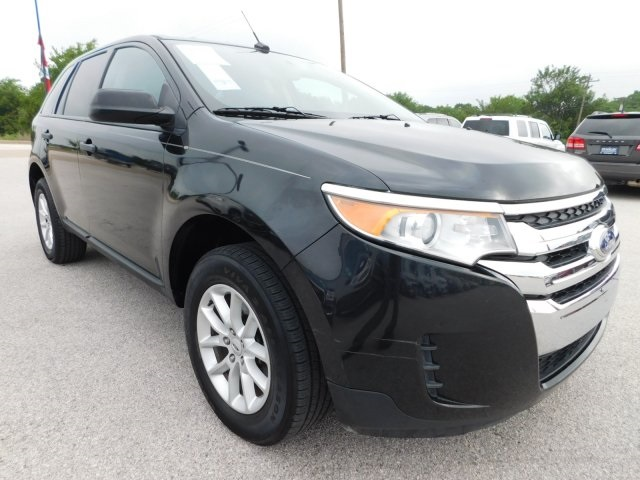 2014 Ford Edge Se >> Pre Owned 2014 Ford Edge Se 4d Sport Utility In Ba41278t Stanley