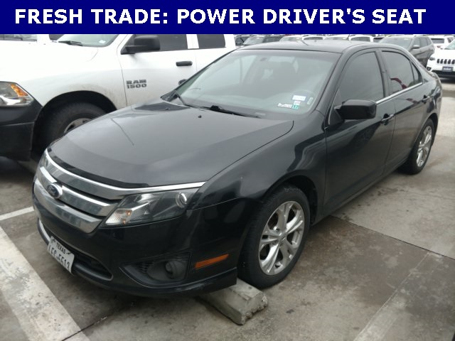Pre Owned 2012 Ford Fusion Se Fwd 4d Sedan