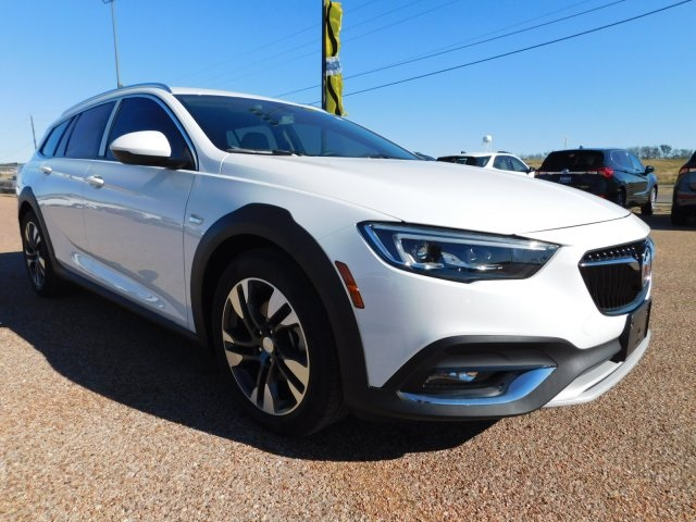 New 2019 Buick Regal Tourx Preferred 5d Wagon In K1001687 Stanley