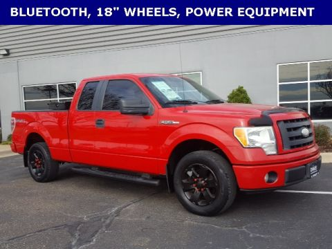 Pre-Owned 2009 Ford F-150 STX