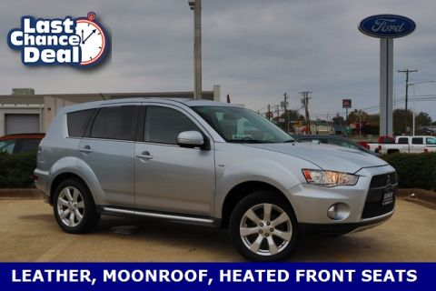 Pre-Owned 2012 Mitsubishi Outlander GT