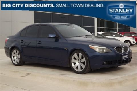 Pre-Owned 2007 BMW 5 Series 530i
